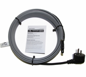 Греющий кабель на трубу для водопровода