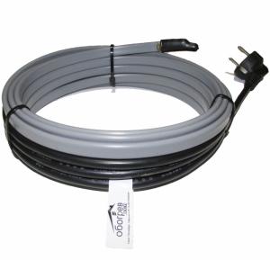 Греющий кабель для обогрева водостоков